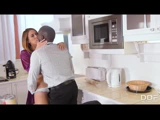 Ani blackfox busy hubby bangs his wife / изменяет мужу [blowjob, anal sex, creampie, milf, boobs]