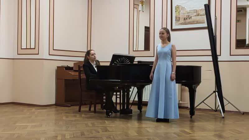 Ария Церлины В.-А.Моцарт Дон Жуан