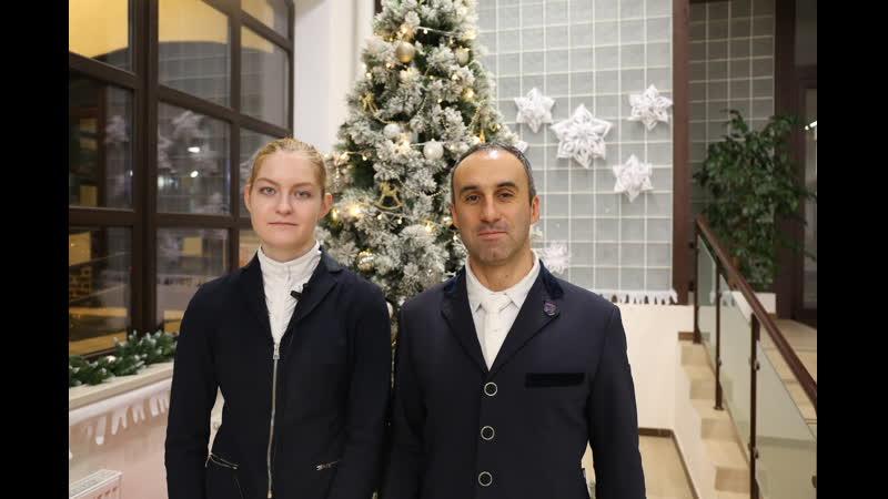 Ксения Хайрулина и ее тренер Михаил Атоян о том, куда привозят победы