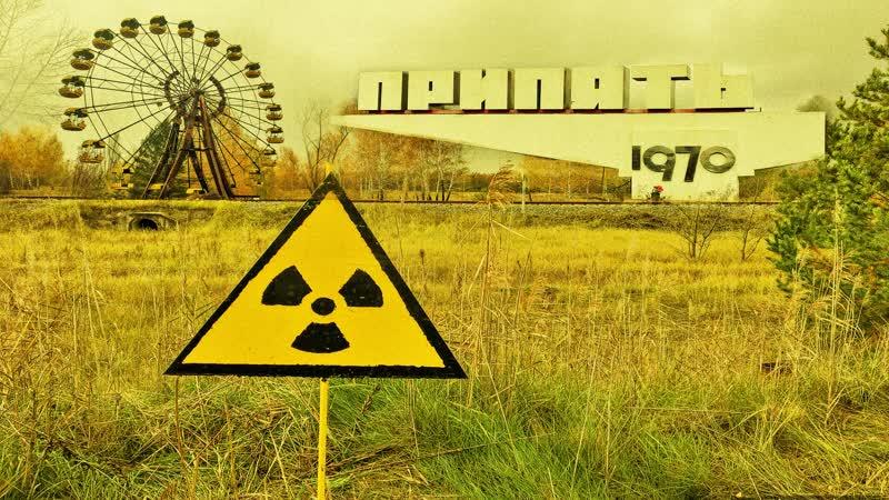 Paul A. Pele - Chernobyl (Club Mix) (Видеоряд - Евгений Слаква) Fulll HD
