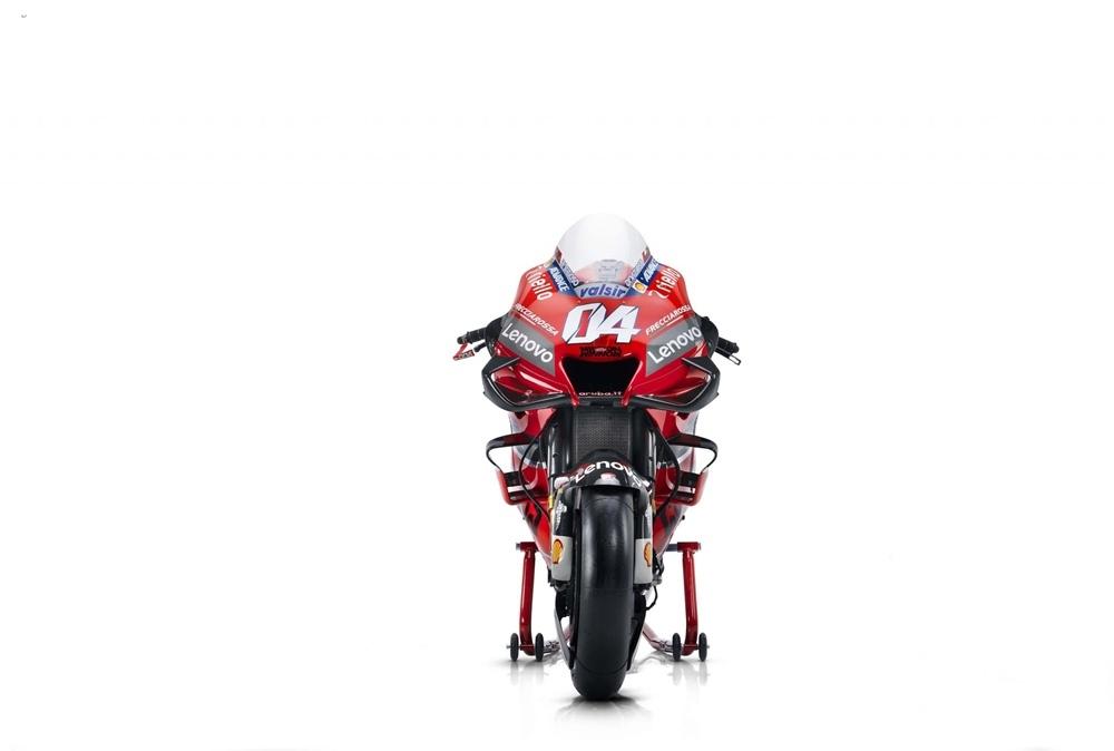 Ducati Desmosedici GP20 2020 представили в Италии