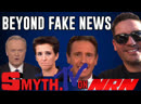 SmythTV ThursdayThougths BEYONE FakeNews @CNN Comey is RussianHoax