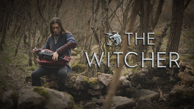 Netflix's The Witcher Geralt Of Rivia Main Theme Cover by Dryante
