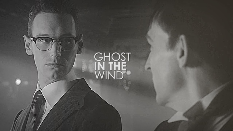 Edward oswald ghost in the wind