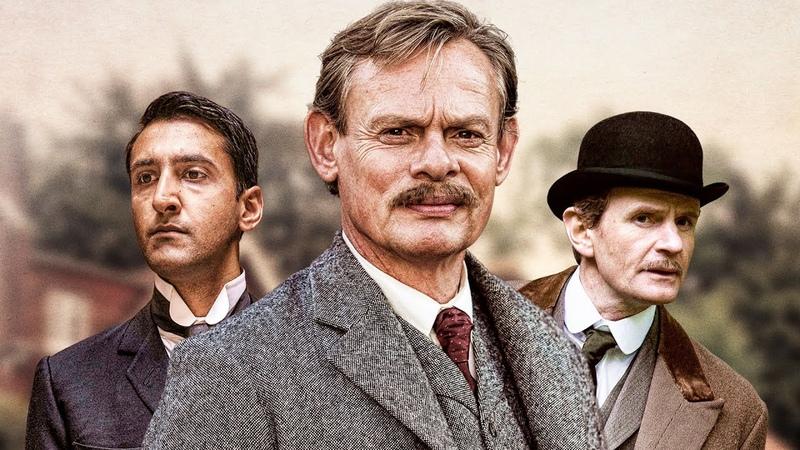 АРТУР И ДЖОРДЖ 1 сезон Детектив Исторический Великобритания