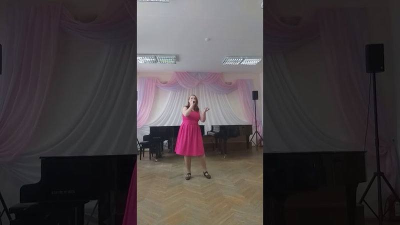 Ефимова Дарья - Cant Buy Me Love