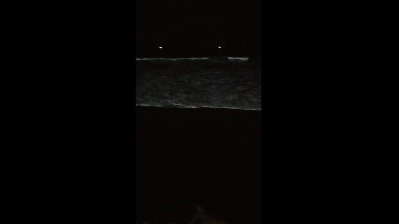 Пхукет, пляж Карон. ночь