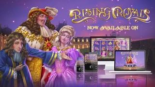 Новый слот Вегас-Автоматов  Rising Royals