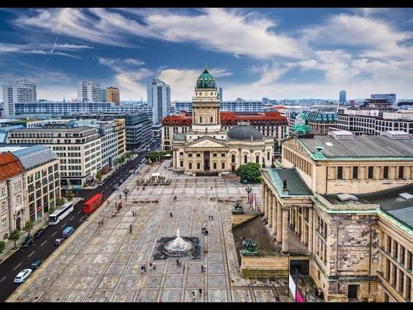 Берлин I Лучшие путешествия I Европа
