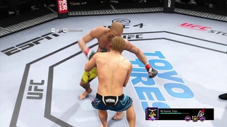 DFL 20 Featherweight Title fight: Edson Barboza vs Urijah Faber