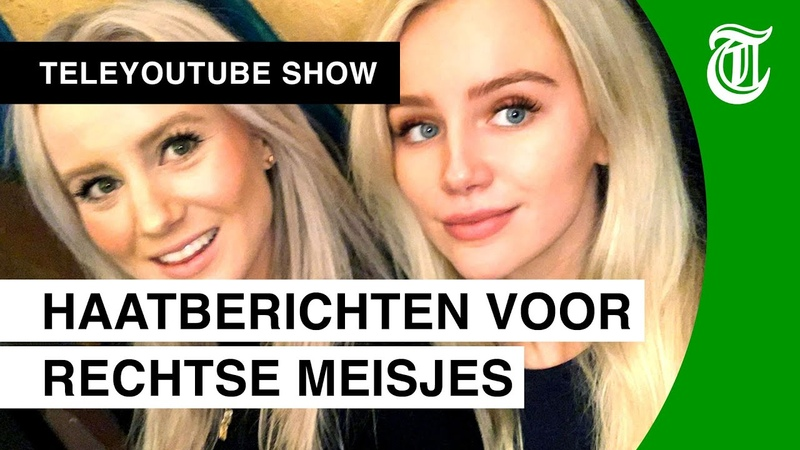 8600 ZIEN Rechtse meisjes bestaan écht TELEYOUTUBE SHOW 07 YouTube