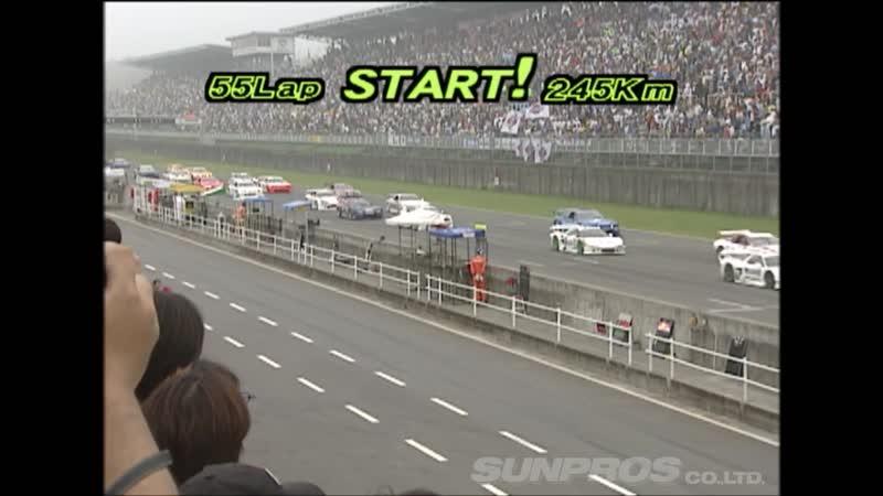 Video Option 56 — おやじ達のGT選手権 Rd.4 1998.