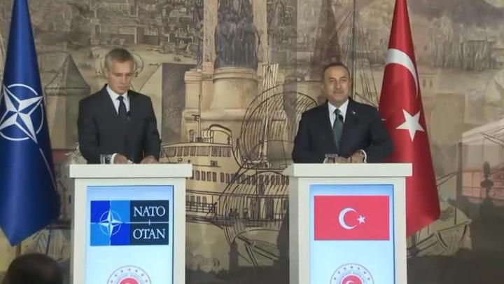 Вести.Ru: Турция вновь не поддержала антироссийские действия НАТО