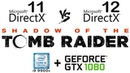 DirectX 11 vs DirectX 12 in Shadow of the Tomb Raider DX 11 vs DX 12