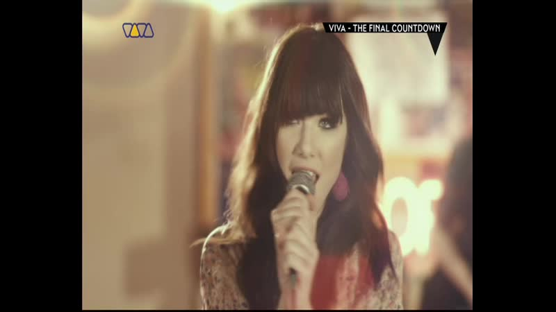 Carly Rae Jepsen Call Me Maybe VIVA VIVA The Final Countdown 2012
