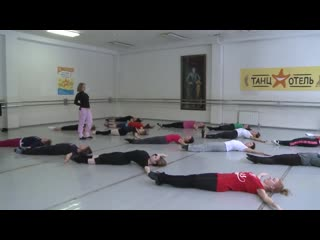 Методика джазового танца для детей 7-12 лет. Виктория Богомазова