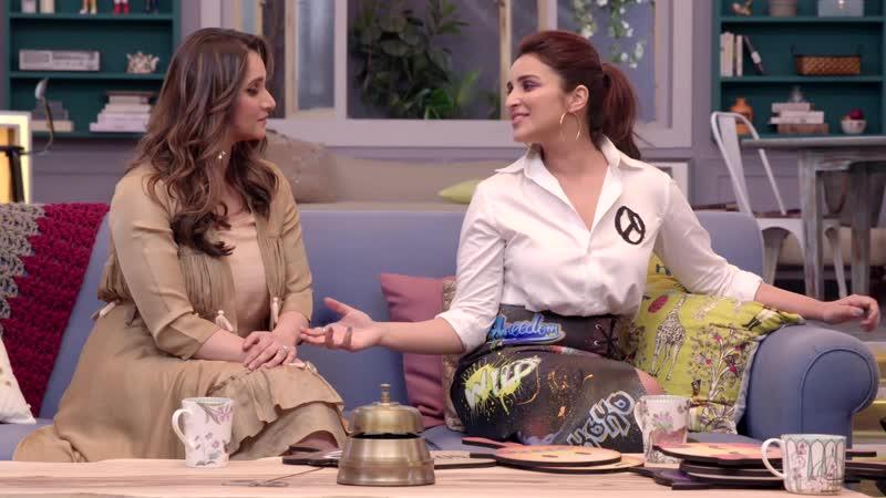 BFFs With Vogue S03 ¦ REVEALED Parineeti Chopras Dream Co star ¦ Sania Mirza
