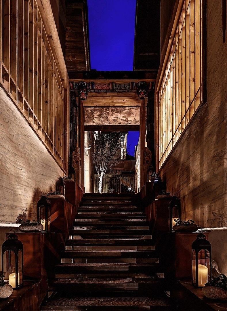 Shangri-la hotel captures oriental zen by Yiduan Shanghai interior design