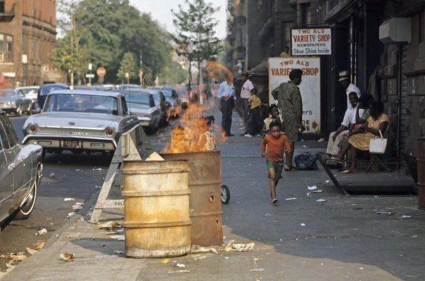 Яркие фото Гарлема 70-х