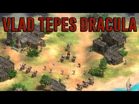 Dracula Campaign. Age of Empires 2 Definitive Edition Looks Amazing.Vlad Tepes Part 1