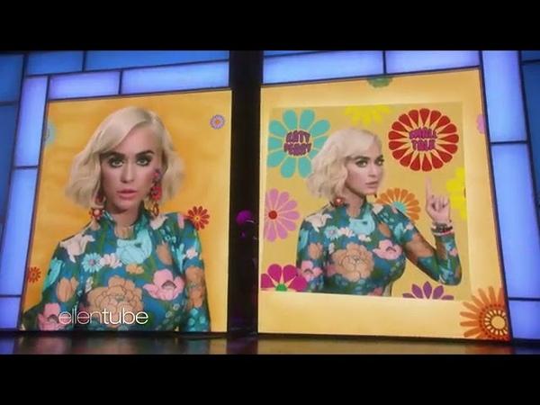 Katy Perry - Small Talk (Live The Ellen Show)