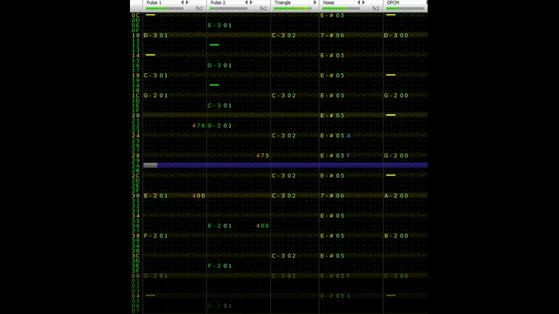 Toby Fox It's Showtime 0CC Famitracker 2A03 Remix fixed version