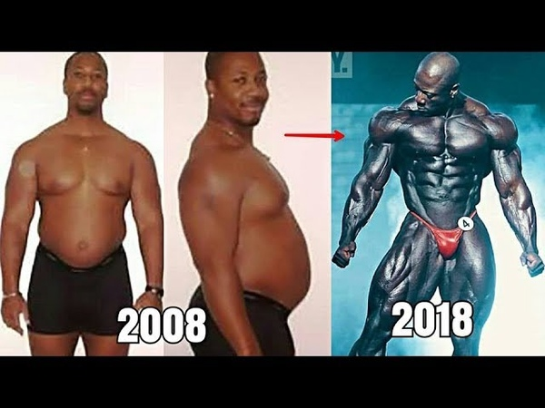 Shawn Rhoden Incredible Body Transformation At 43yro Age is Just a Number MOTIVATION