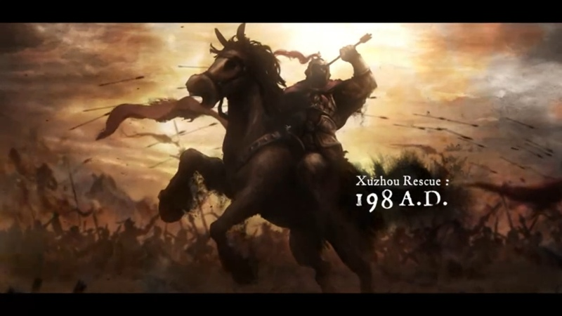 Посмотрите это видео на Rutube: «Romance of the Three Kingdoms: The Legend of CaoCao Trailer»