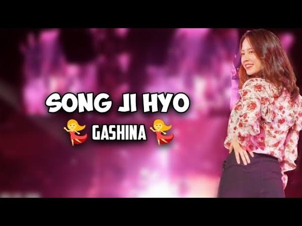 Song Ji Hyo Gashina
