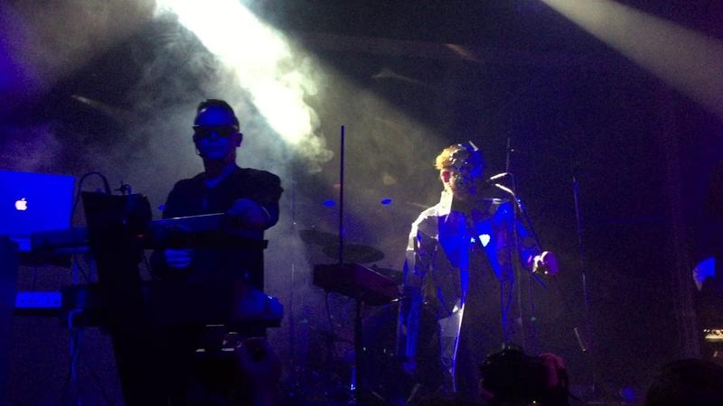 Lie Detector - На заре (Live in Moscow 2016.10.21, club ТеатрЪ)