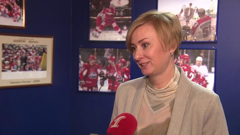 Около 50 ярославских особенных детей приняли участие в акции Болей за хоккей