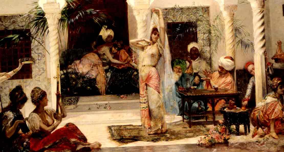 Гарем эмира