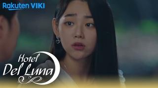 Hotel Del Luna - EP9   Kang Mina's Accidental Confession