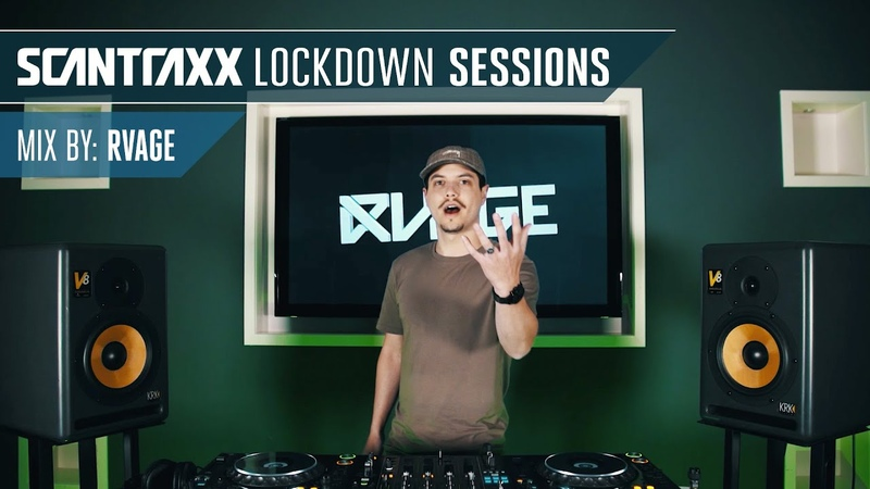Scantraxx Lockdown Sessions with RVAGE Official Rebroadcast