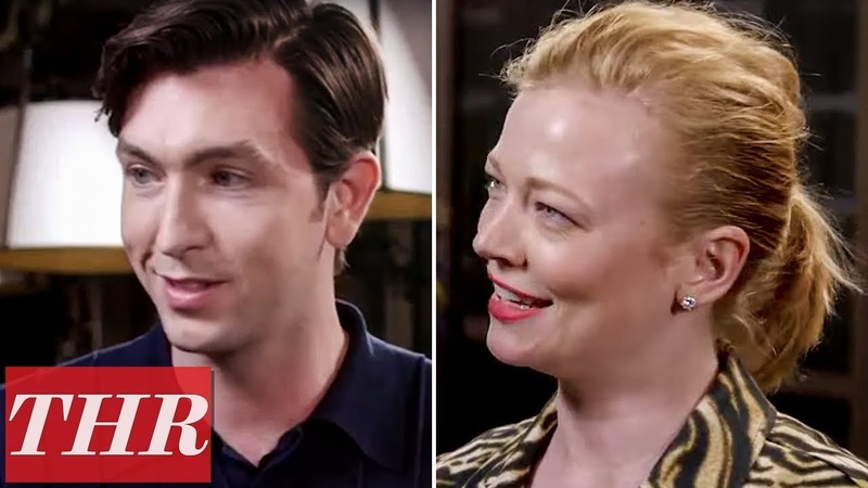 Nicholas Braun Sarah Snook on Success of 'Succession,' Its Complexity More! | Emmy Noms Night