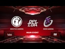 Invictus Gaming vs Keen Gaming, DPL-CDA Professional League Season 1, bo3, game 1 [Mila Jam]