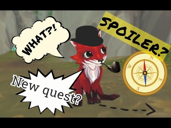 Star Stable Online SPOILER New quest with a Fox Новый квест с лисой