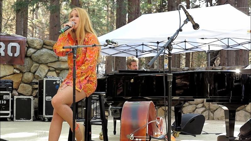 Haley Reinhart Can't Help Falling in Love Idyllwild Arts JazzInThePines 2018