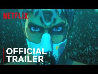 Altered Carbon: Resleeved - Official Trailer - Netflix