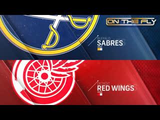 Sabres - Red Wings 10/25/19
