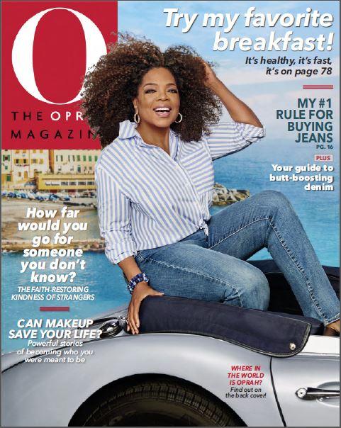 The Oprah 08