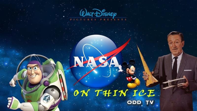 Disney Presents NASA on Thin Ice Buzz Aldrin and the Masonic Moon ▶️️