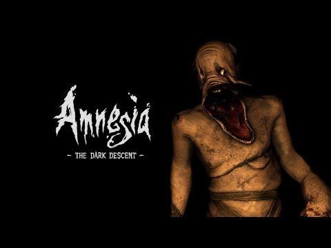 Стрим Amnesia: The Dark Descent (OBS). ХОРРОР, НАЧАЛО АЛХИМИКА !