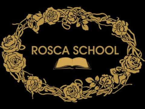 Новость мы запустили -школу флористов ROSCA