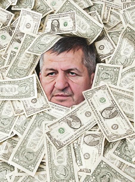 Абдул Money Up. Как отец Хабиба выпрашивает деньги за реванш с Конором