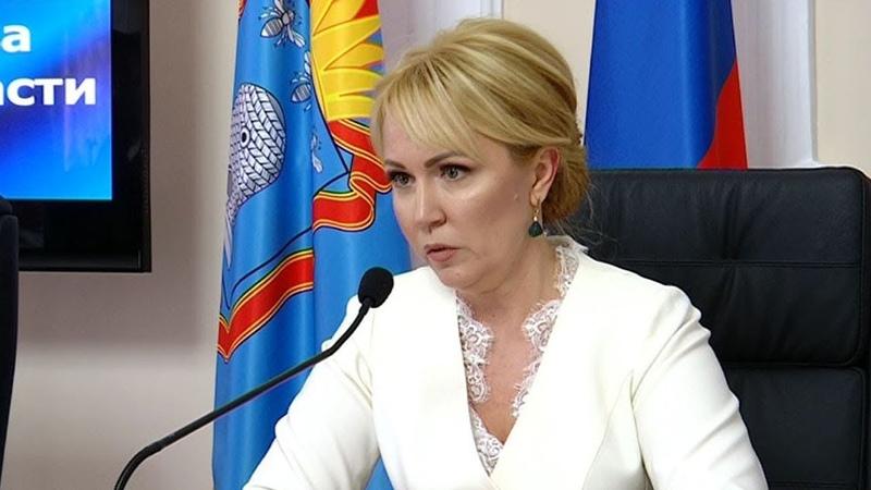 «Забудьте о нормированном рабочем дне»: Наталия Макаревич провела совещание в администрации Тамбова