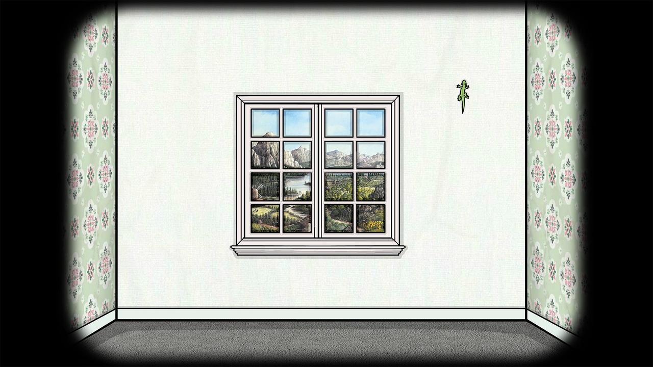 окно в Samsara Room