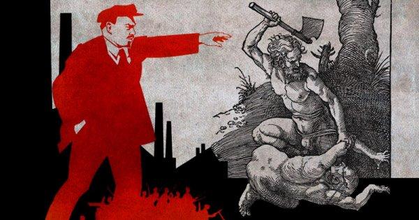Рогатый демон русской литературы, изображение №2