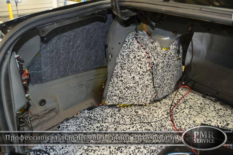 Шумоизоляция Datsun on-DO, изображение №23