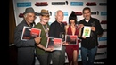 Exorcism at 60,000 Feet QA with cast and awards presentations at Hollywood Horrorfest
